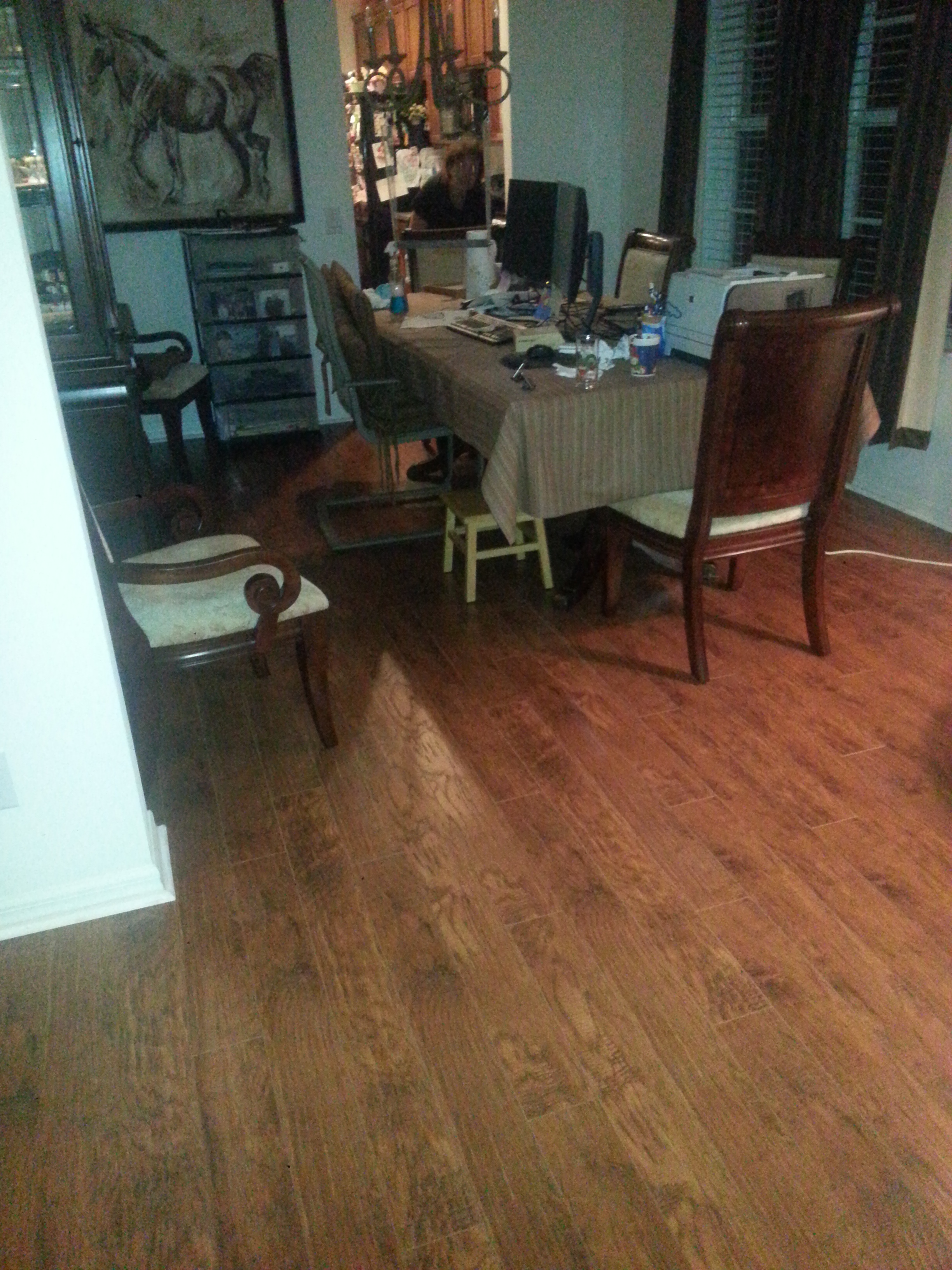 Nuvelle Wild River Vintage Hickory Laminate Woodhouse Floors