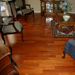 Mirage Brazilian Cherry Hardwood