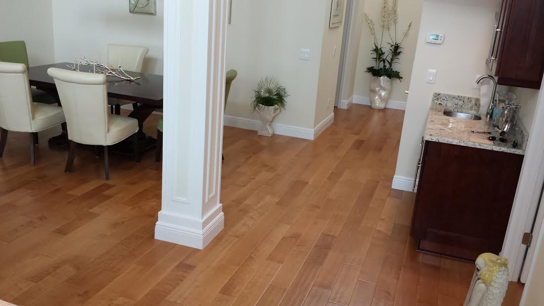 Hardwood And Laminate Flooring In Tampa Clearwater Florida Wood