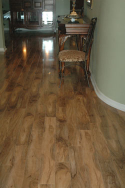 Bruce Park Avenue Exotic Walnut after